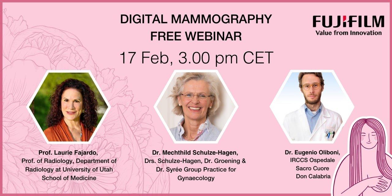 Digital mamography